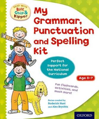 Oxford Reading Tree: Read with Biff, Chip and Kipper: My Grammar, Punctuation and Spelling Kit -