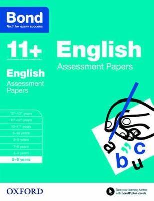 Bond 11+: English: Assessment Papers - pr_275227