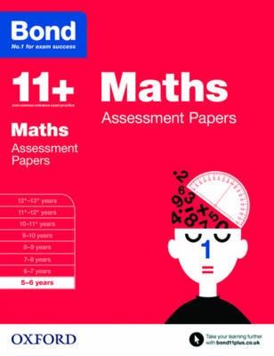 Bond 11+: Maths: Assessment Papers -