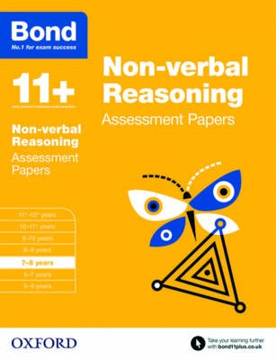 Bond 11+: Non-verbal Reasoning: Assessment Papers - pr_312619