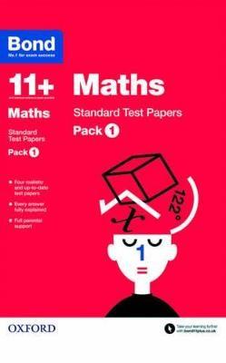 Bond 11+: Maths: Standard Test Papers -
