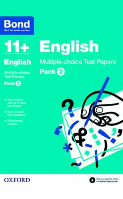 Bond 11+: English: Multiple-choice Test Papers -