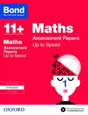 Bond 11+: Maths: Up to Speed Papers -