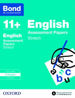 Bond 11+: English: Stretch Papers -