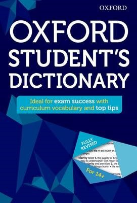 Oxford Student's Dictionary -