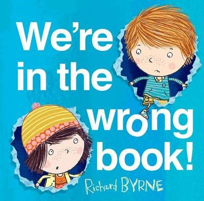 We're in the Wrong Book! - pr_121533