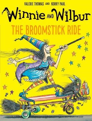 Winnie and Wilbur: The Broomstick Ride - pr_129214