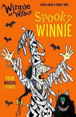 Winnie and Wilbur: Spooky Winnie -