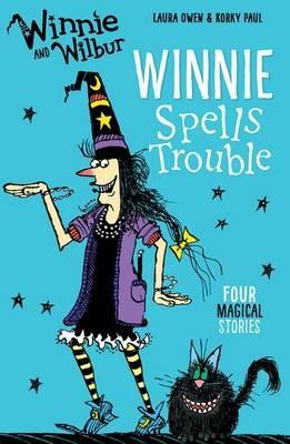 Winnie and Wilbur: Winnie Spells Trouble - pr_121171