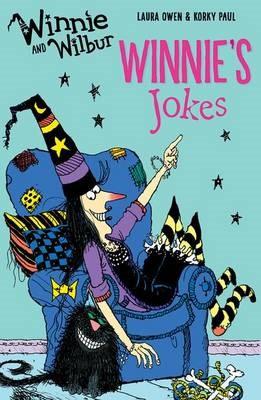 Winnie and Wilbur: Winnie's Jokes - pr_121177
