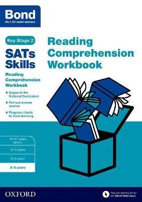 Bond SATs Skills: Reading Comprehension Workbook 8-9 Years -