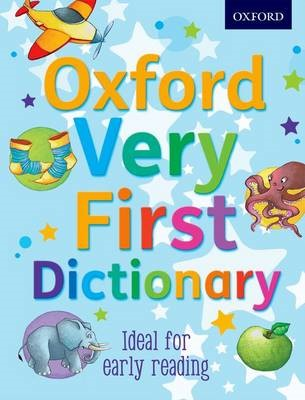 Oxford Very First Dictionary - pr_274398