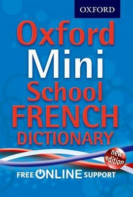 Oxford Mini School French Dictionary - pr_416055