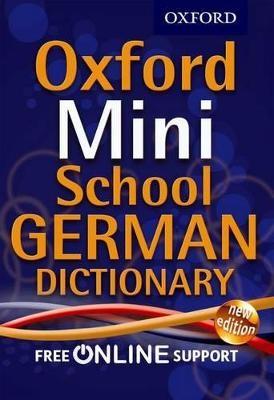Oxford Mini School German Dictionary -
