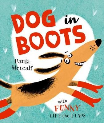 Dog in Boots -