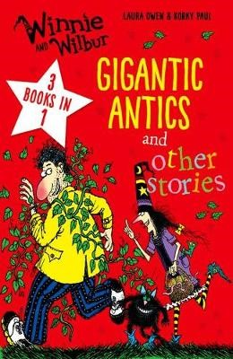 Winnie and Wilbur: Gigantic Antics and other stories - pr_309407
