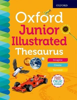 Oxford Junior Illustrated Thesaurus -