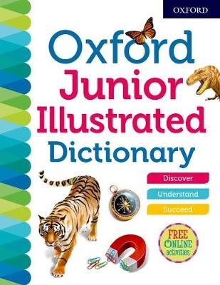 Oxford Junior Illustrated Dictionary -