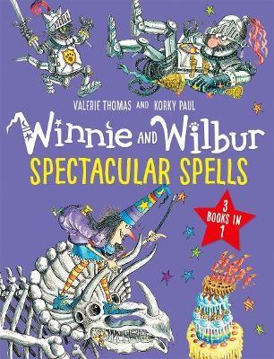 Winnie and Wilbur: Spectacular Spells - pr_120675