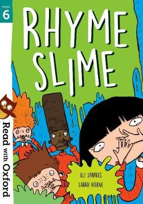 Read with Oxford: Stage 6: Rhyme Slime - pr_276482