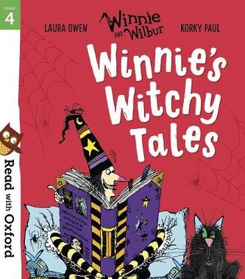 Read with Oxford: Stage 4: Winnie and Wilbur: Winnie's Witchy Tales -