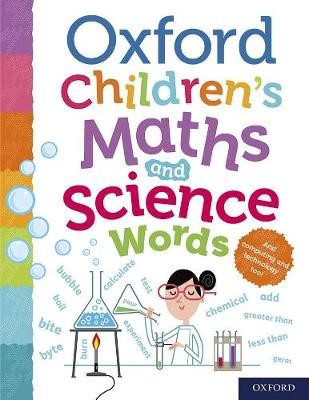 Oxford Children's Maths and Science Words -