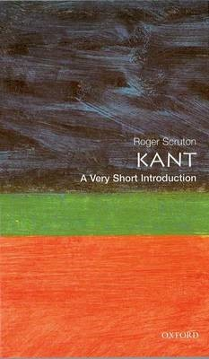 Kant: A Very Short Introduction -