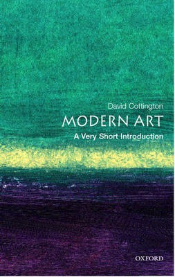 Modern Art: A Very Short Introduction - pr_274292