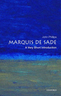The Marquis de Sade: A Very Short Introduction - pr_274505