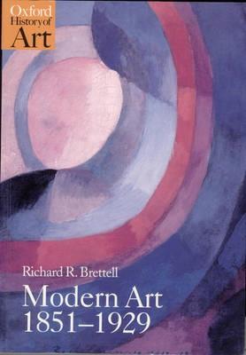 Modern Art 1851-1929 -