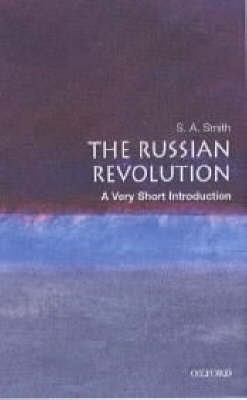 The Russian Revolution: A Very Short Introduction -