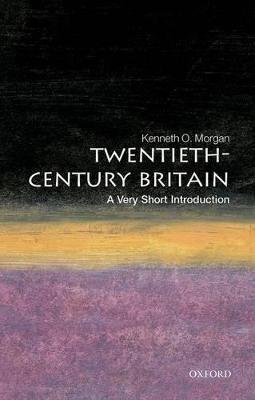 Twentieth-Century Britain: A Very Short Introduction - pr_274393