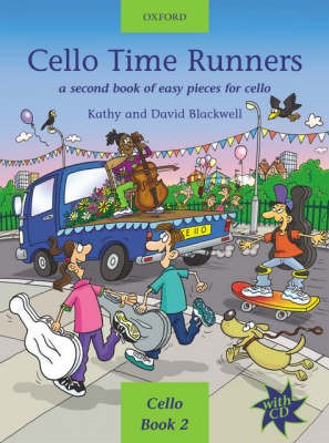 Cello Time Runners + CD -