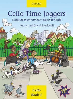 Cello Time Joggers + CD -