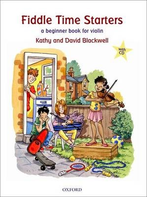 Fiddle Time Starters + CD -