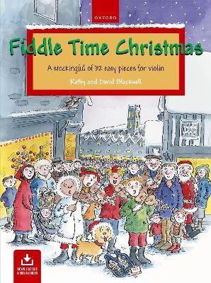Fiddle Time Christmas - pr_304609