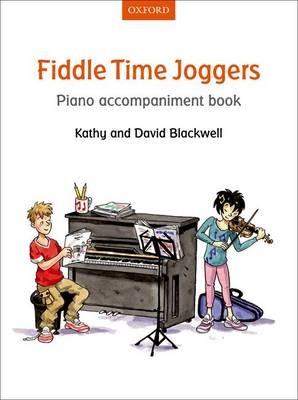 Fiddle Time Joggers Piano Accompaniment Book -