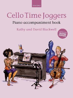 Cello Time Joggers Piano Accompaniment Book - pr_273991