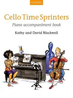 Cello Time Sprinters Piano Accompaniment Book -