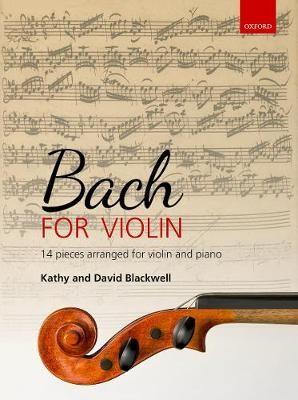 Bach for Violin -