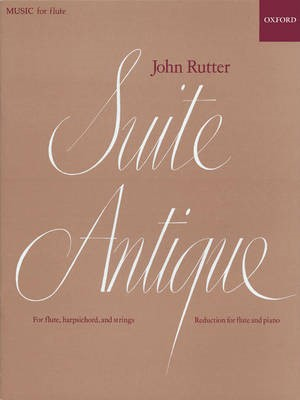 Suite Antique for Flute and Piano - pr_274034