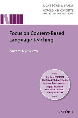 Focus On Content-Based Language Teaching -