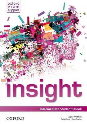 insight: Intermediate: Student's Book -