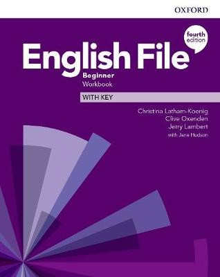 English File: Beginner: Workbook with Key - pr_78209