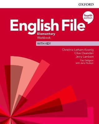 English File: Elementary: Workbook with Key - pr_409290