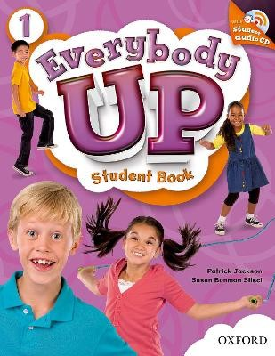 Everybody Up: 1: Student Book with Audio CD Pack -