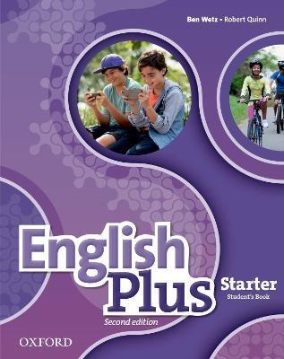 English Plus: Starter: Student's Book - pr_1709224