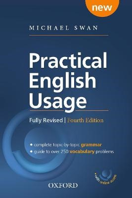 Practical English Usage: Paperback with online access -