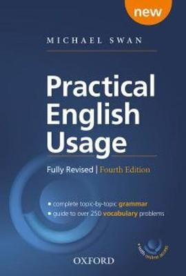 Practical English Usage, 4th edition: (Hardback with online access) -