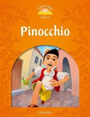 Classic Tales Second Edition: Level 5: Pinocchio - pr_273321